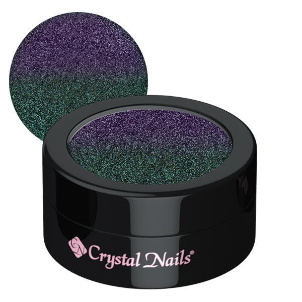 ChroMirror króm pigmentpor - Tiger Eye Green
