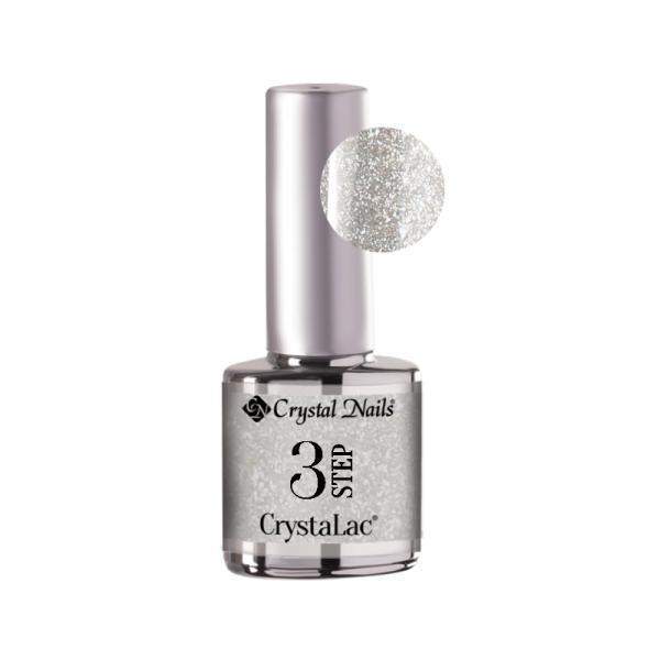 ÚJ! 3 STEP CrystaLac - 3S72 (4ml)