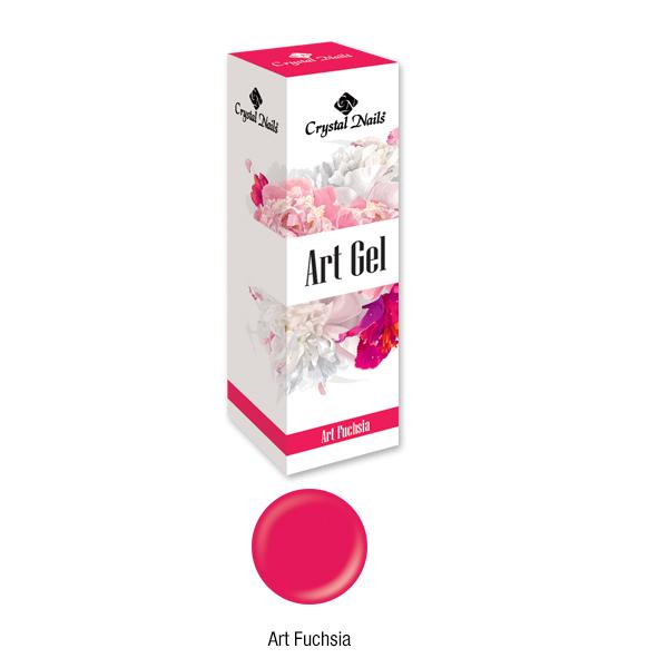 Art Gel festőzselé - Art Fuchsia (5ml)