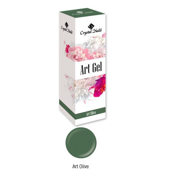 Art Gel festőzselé - Art Olive (5ml)