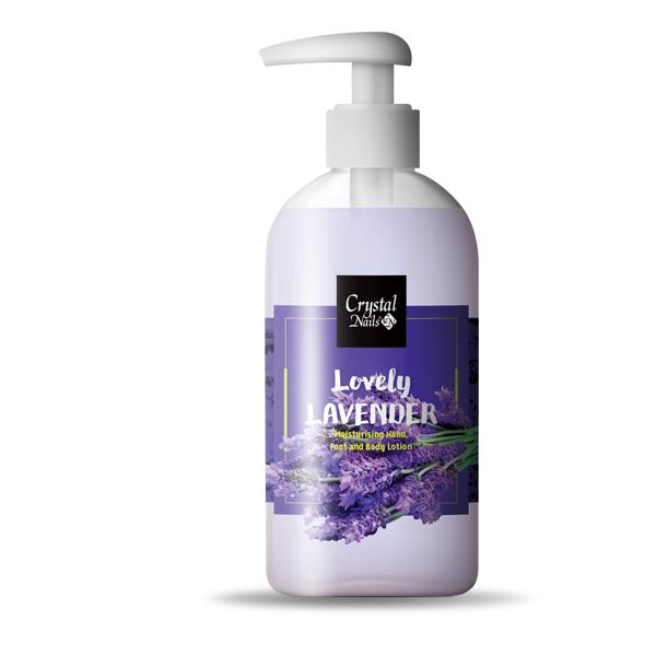 Moisturising Hand, Foot and Body Lotion - Lovely Lavender 250ml