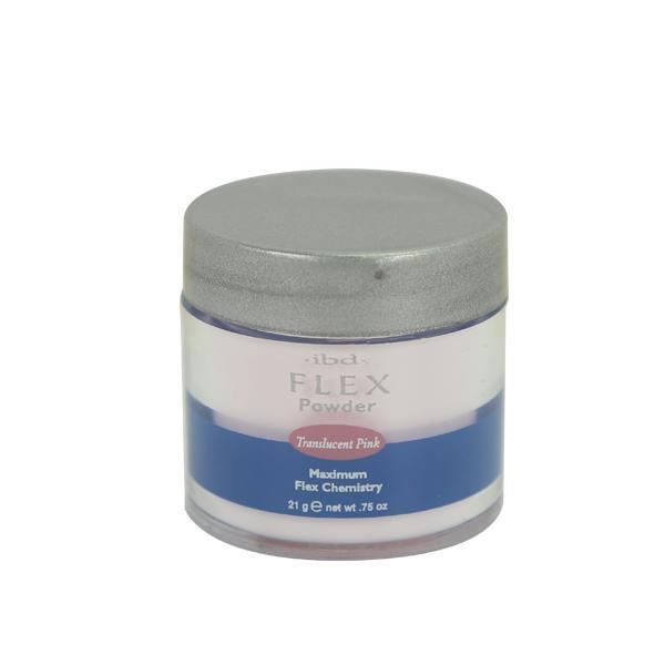 IBD Flex powder translucent pink 21g