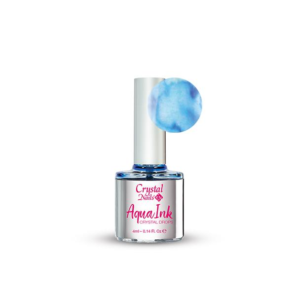 AquaInk Crystal Drops 5 - Blue 4ml