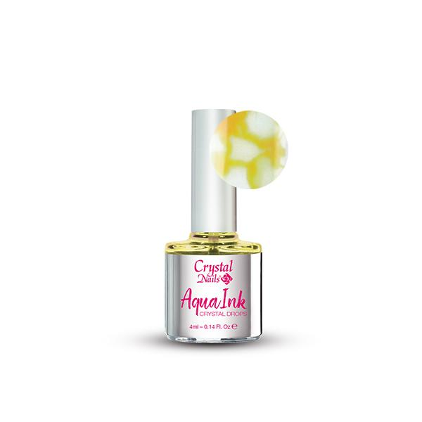 AquaInk Crystal Drops 1 - Yellow 4ml