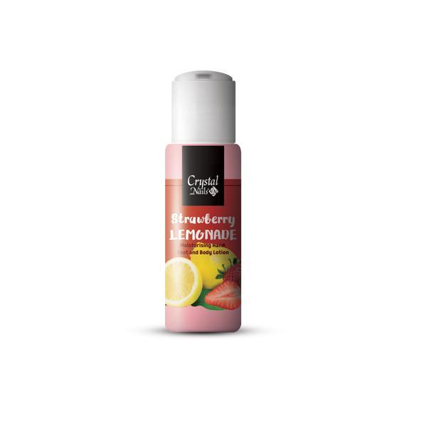 Moisturising Hand, Foot and Body Lotion - Strawberry Lemonade 30ml