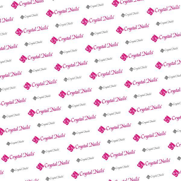 Asztali alátét Crystal Nails logóval 50db
