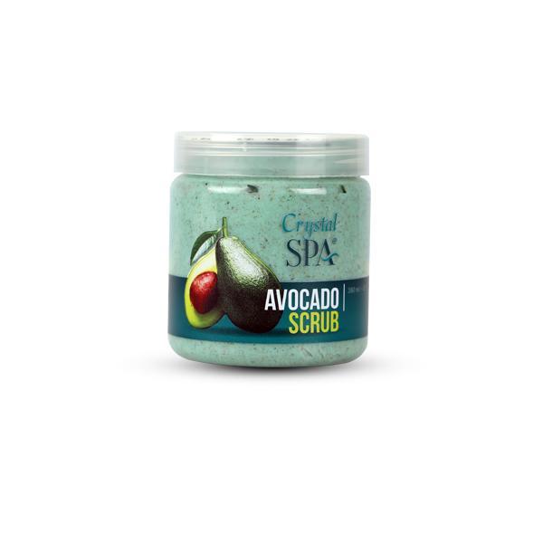 Avocado Scrub - Avokádós radír