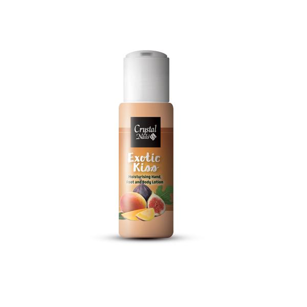 Moisturising Hand, Foot and Body Lotion - Exotic Kiss 30 ml - Limitált!