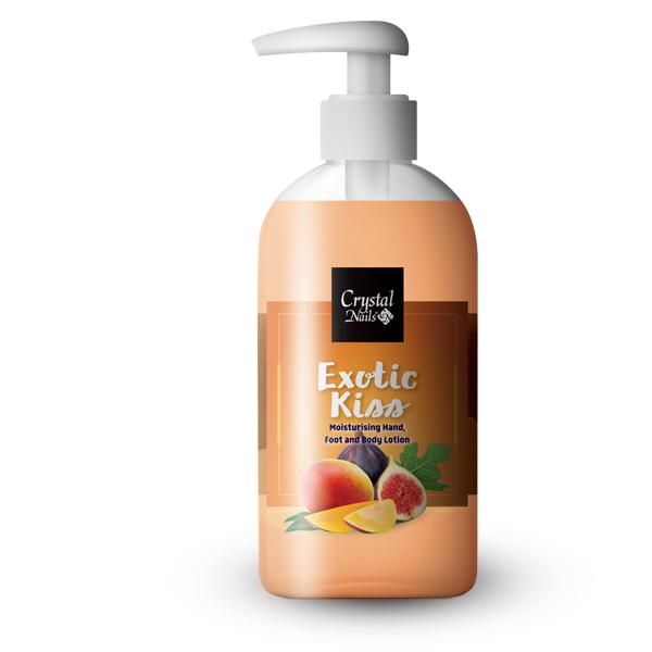 Moisturising Hand, Foot and Body Lotion - Exotic Kiss 250 ml - Limitált!