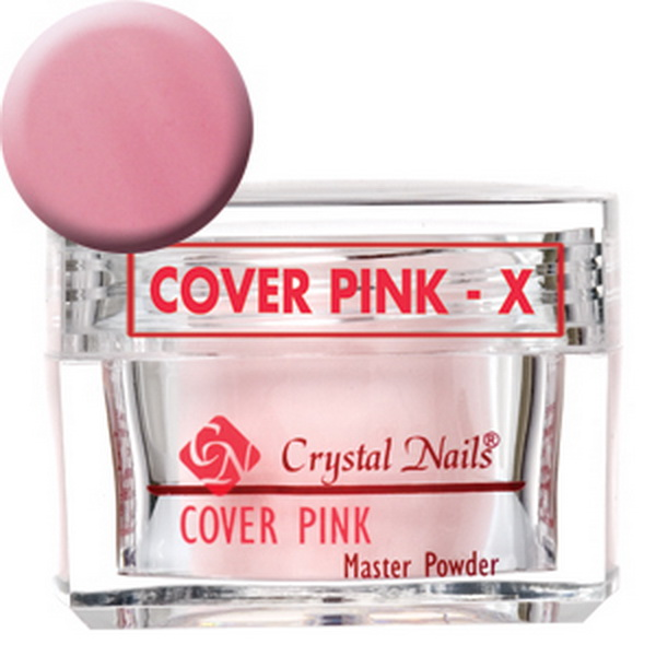 Cover Pink X porcelán 25ml (17g)