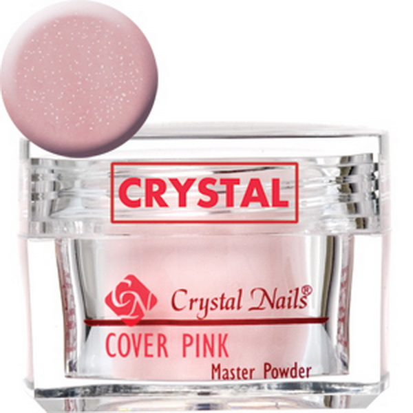 Cover Pink Crystal porcelán 40ml (28g)