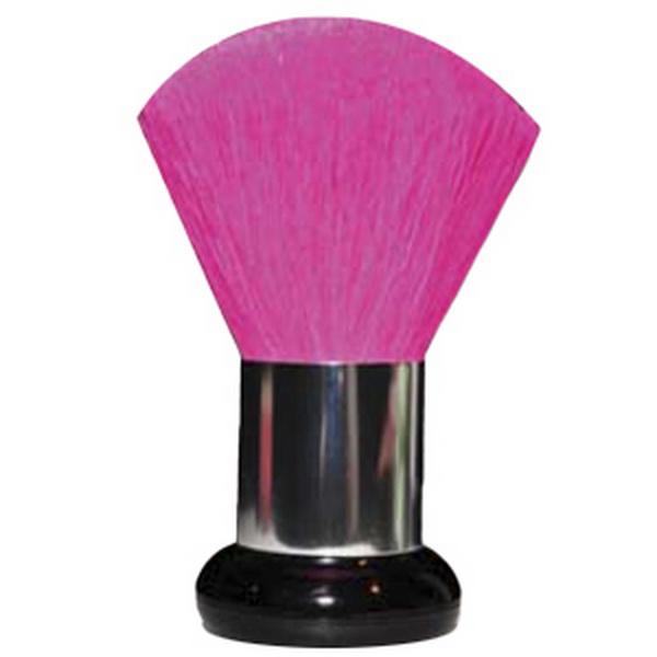 Manikűr portalanító, rózsaszín