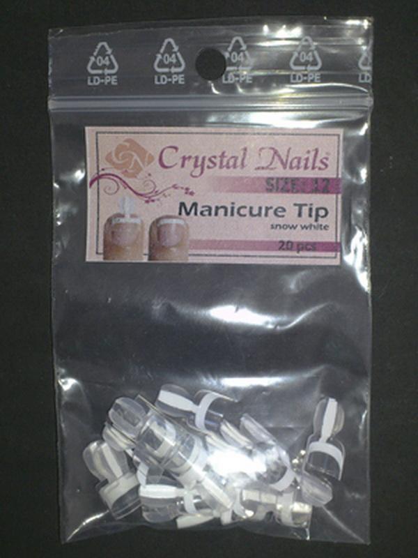 Manicure tip utántöltő 12