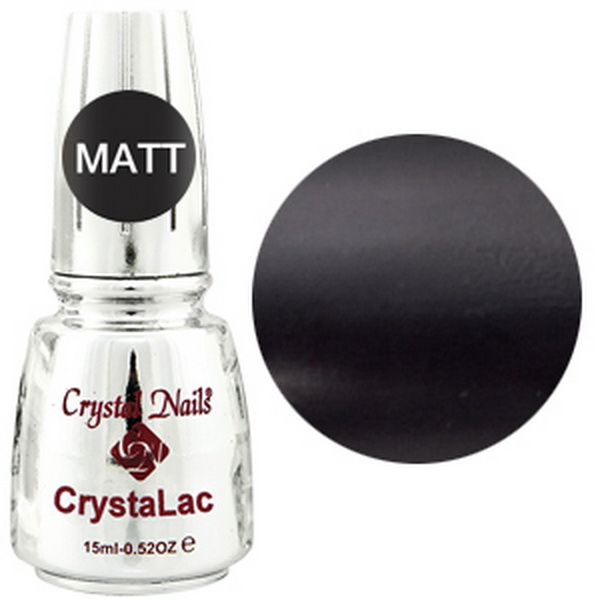 M2 Matt CrystaLac - 15ml