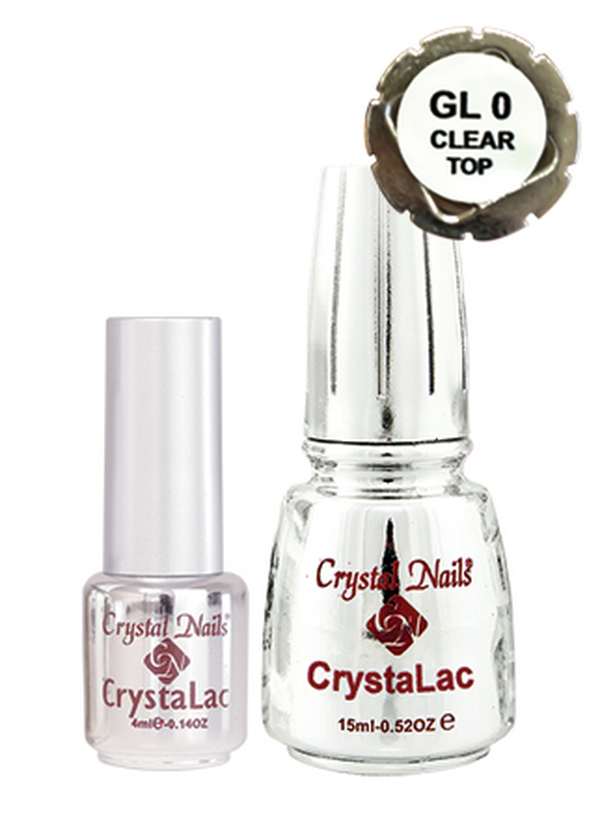 GL0 Clear/TOP CrystaLac 4ml