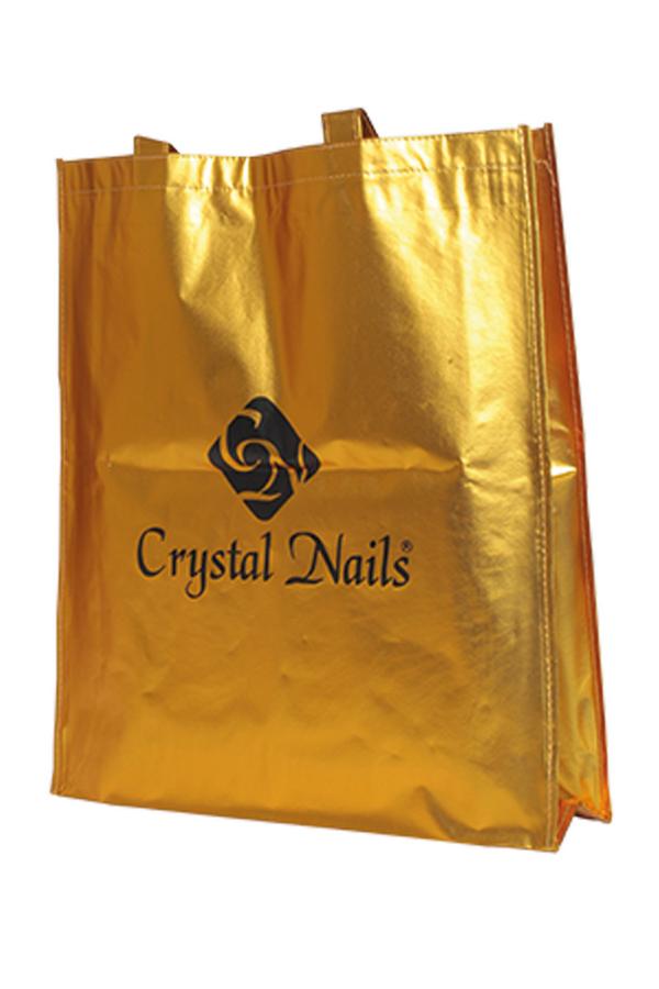 Crystal Nails strandtáska - arany