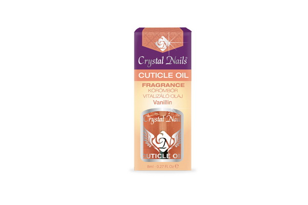 Cuticle Oil - Bőrolaj - Vanília 8ml
