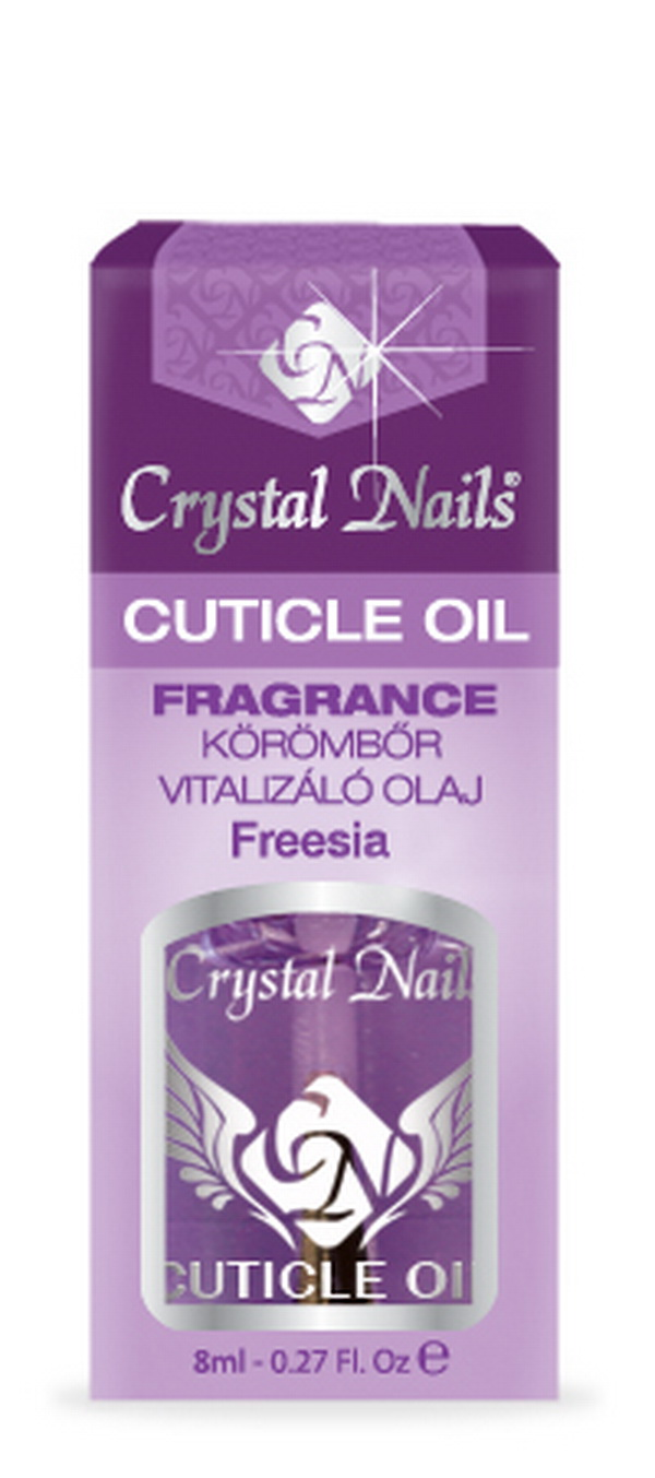 Cuticle Oil - Bőrolaj - Frézia 8ml