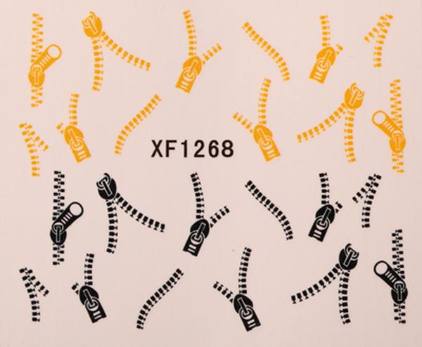 CN köröm matrica (XF1268)