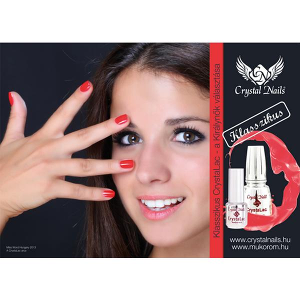 Crystal Nails poszter 17 - 70x50cm
