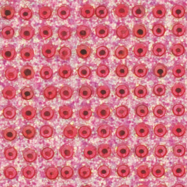 Crystal Sticker dekor fólia - Rózsaszín, Holo pink 20x20cm