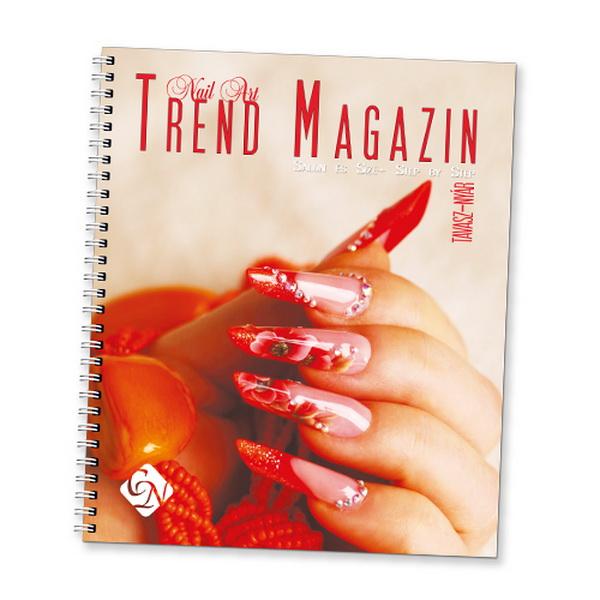 NailArt Trend Magazin 2014 Tavasz/nyár