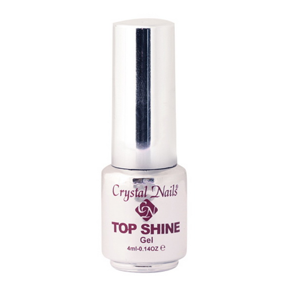 Top Shine átlátszó fényzselé (Clear) - 4ml