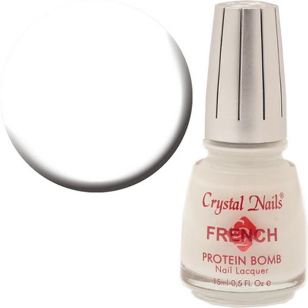 500 Crystal Nails Francia lakk - 15ml