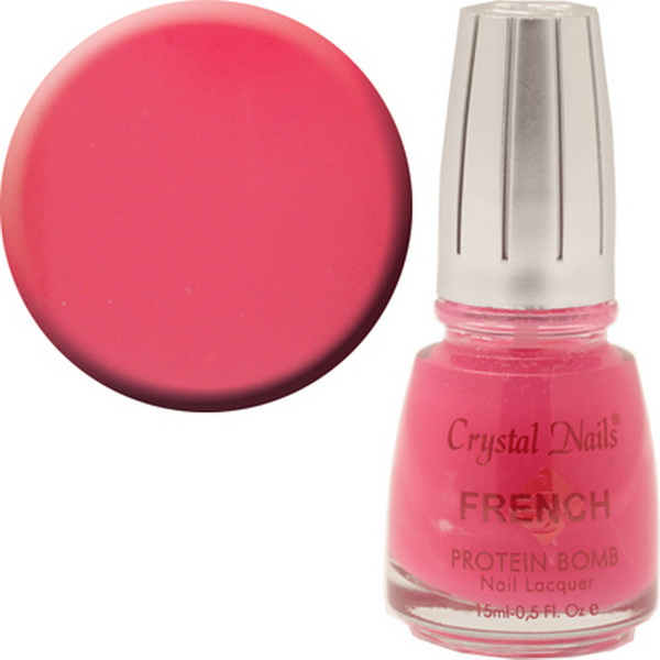 501 Crystal Nails Francia lakk - 15ml