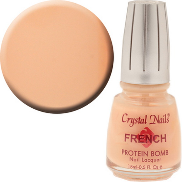 503 Crystal Nails Francia lakk - 15ml