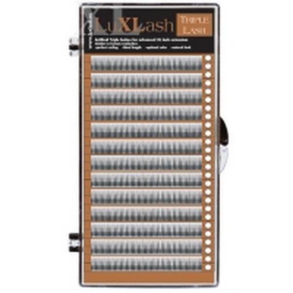 Triple Lash -  Tripla pillák B/0,10/12mm