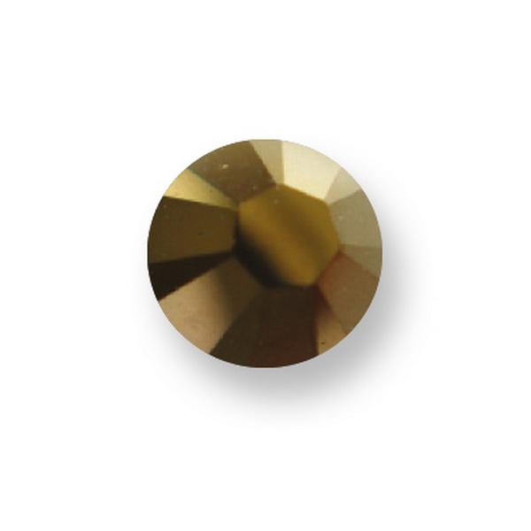 CRYSTALLIZED™ - Swarovski Elements - 001DOR Crystal Dorado (SS5 - 1,8mm)