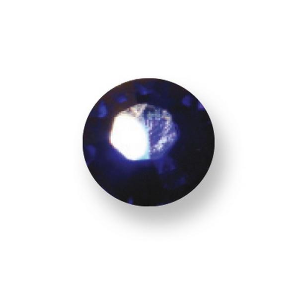 Osztrák Kristály - 369 Cobalt (SS12 - 3mm)
