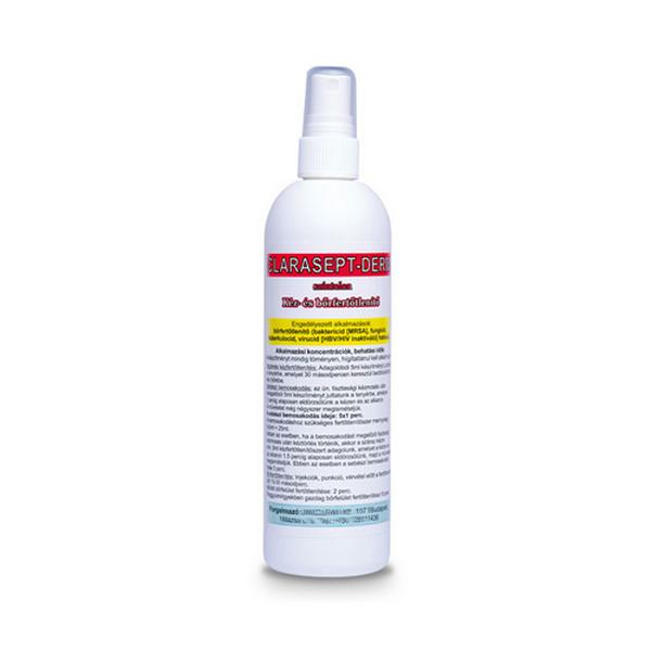 Clarasept-Derm kéz- és bőrfertőtlenítő - 250ml