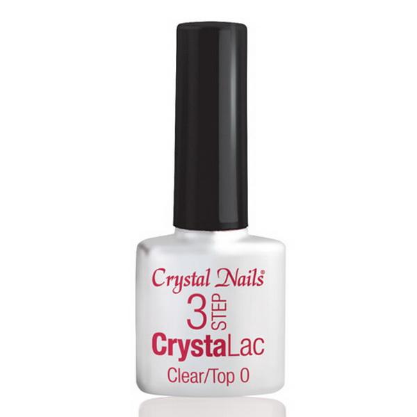 3 STEP CrystaLac Clear/Top 0 (8ml)