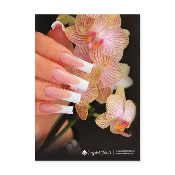 Crystal Nails poszter 30 - 50x70cm