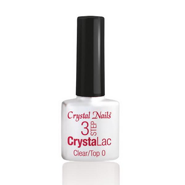 3 STEP CrystaLac - Clear/Top 0 (4ml)