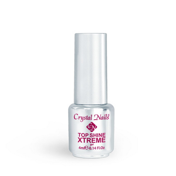 Xtreme Top Shine átlátszó fényzselé (Clear) - 4ml