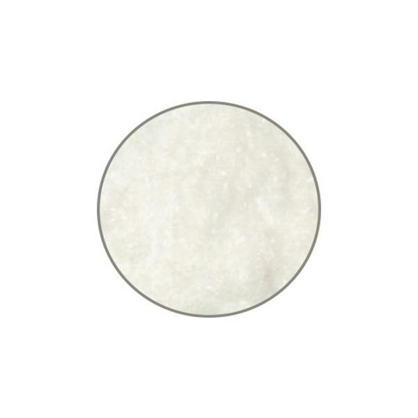 Crystal Nails bársonypor - Fehér