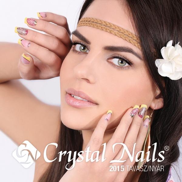 Crystal Nails 2015 TAVASZ-NYÁR kiegészítő katalógus