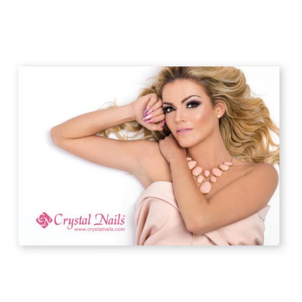 Crystal Nails Poszter 32 - A/3 méret