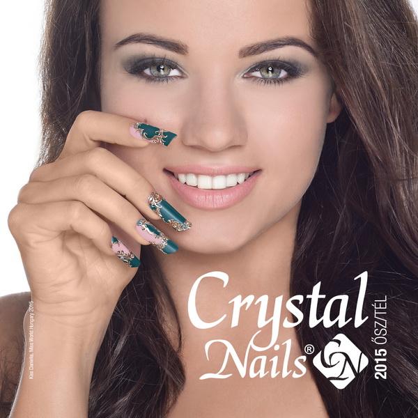 Crystal Nails 2015 ŐSZ/TÉL kiegészítő katalógus