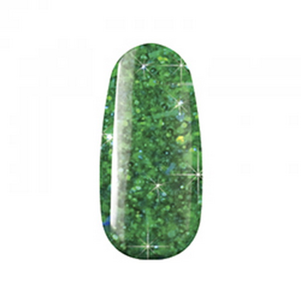 583 Multi Glitter Gel Collection 5ml - Green