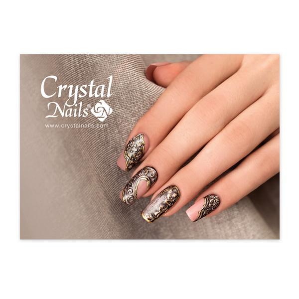 Crystal Nails poszter 37 - 70x50 cm