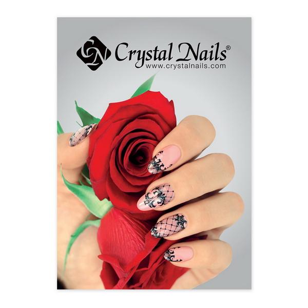 Crystal Nails poszter 38 - 50x70 cm