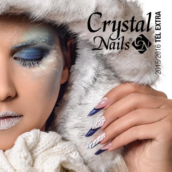 Crystal Nails 2015/16 TÉL EXTRA kiegészítő katalógus