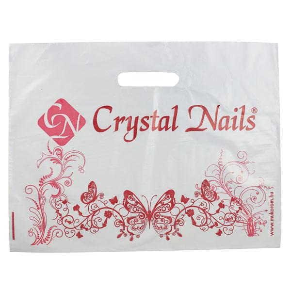 Crystal Nails nylon táska - nagy