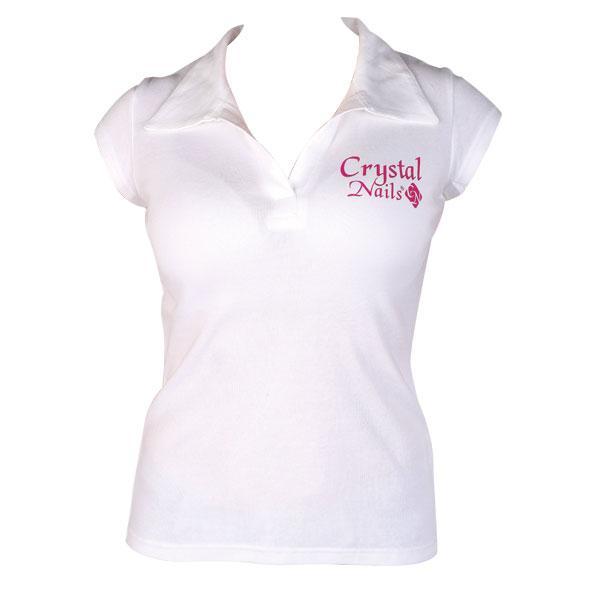 CN Galléros fehér póló - L