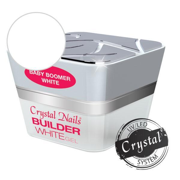 BabyBoomer - White építőzselé - 5 ml