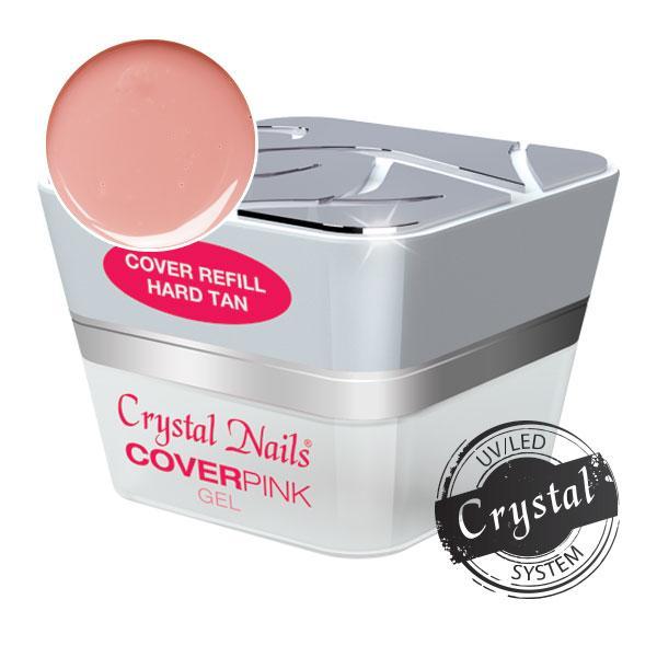 Cover Refill HARD TAN gel - 15ml